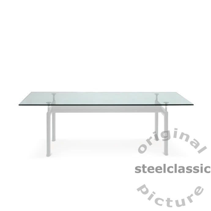 Le Corbusier - Glass Plate for Dining Table LC 6