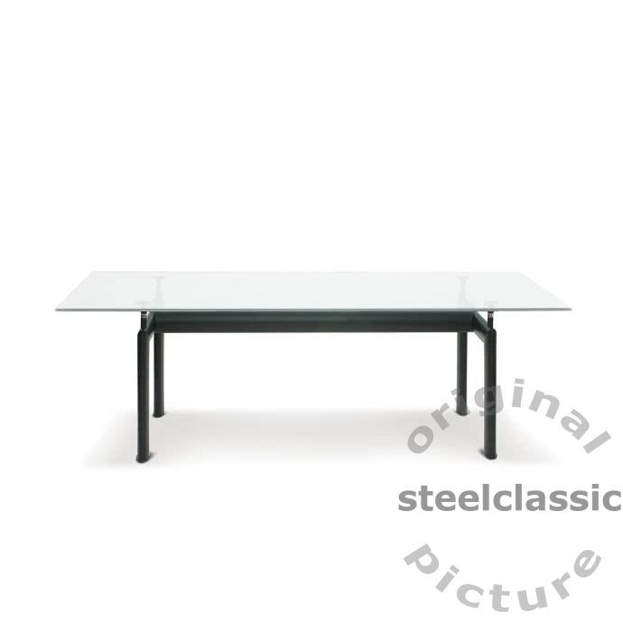 Le Corbusier - Lacquered Base for Dining Table LC 6