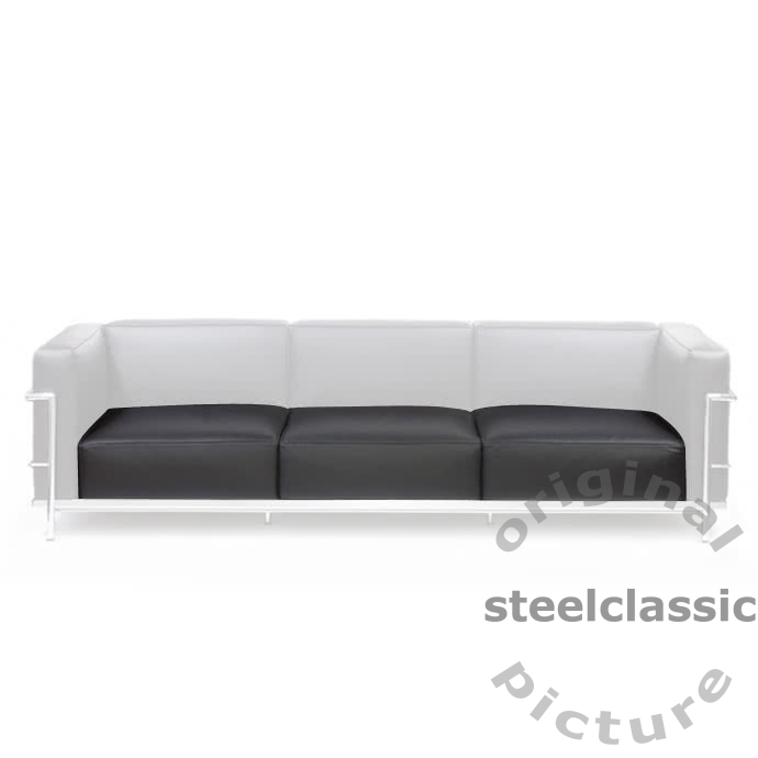Le Corbusier - Seat Cushions for 3 Seater Sofa LC 3