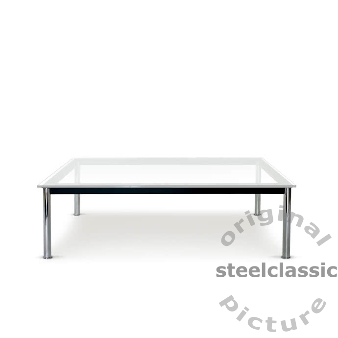 Le Corbusier - Glass Plate for Coffee Table LC 10